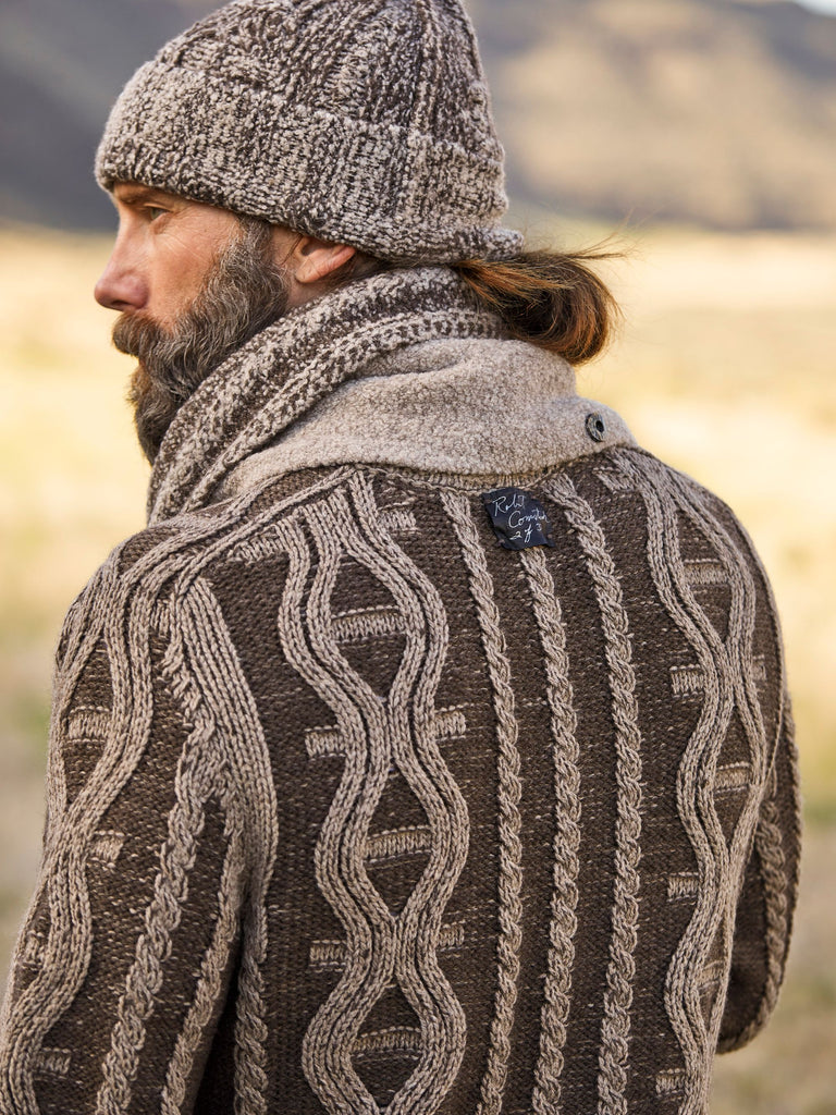 KAZAKH SWEATER