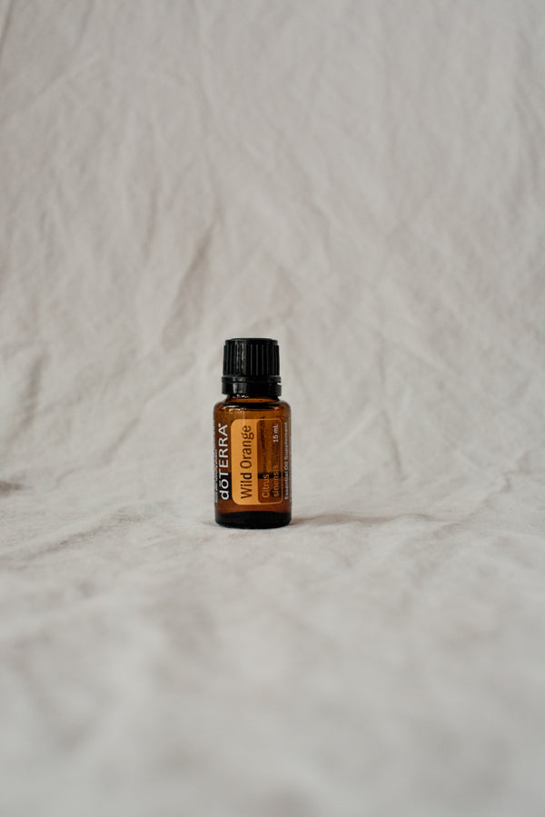 Wild Orange Essential Oil