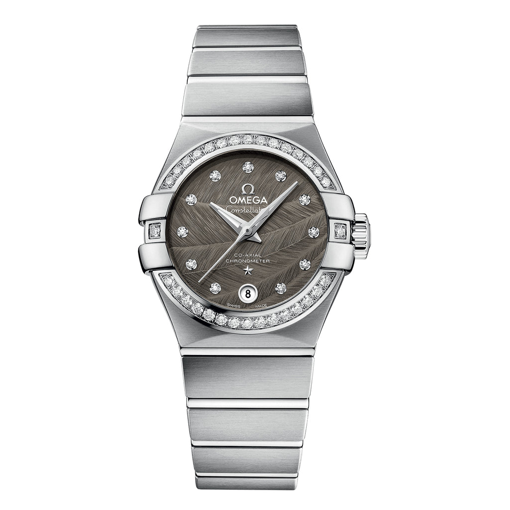 Omega Constellation Co-Axial 27mm -