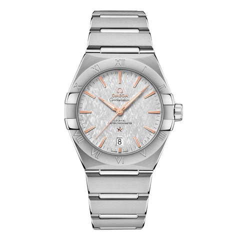Omega Constellation Co‑Axial Master Chronometer 39mm front