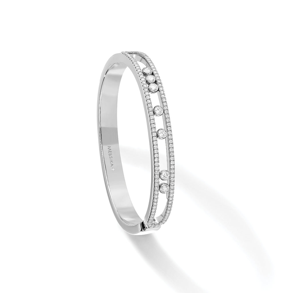 Messika Move Seven-Band Bangle