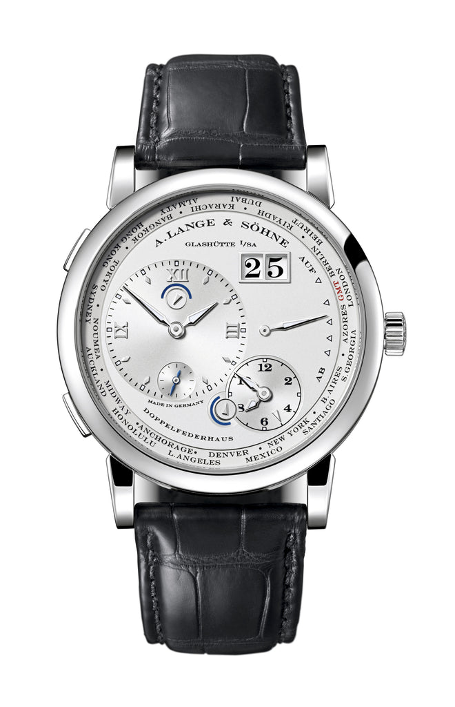 A Lange and Sohne Lange 1 Time Zone