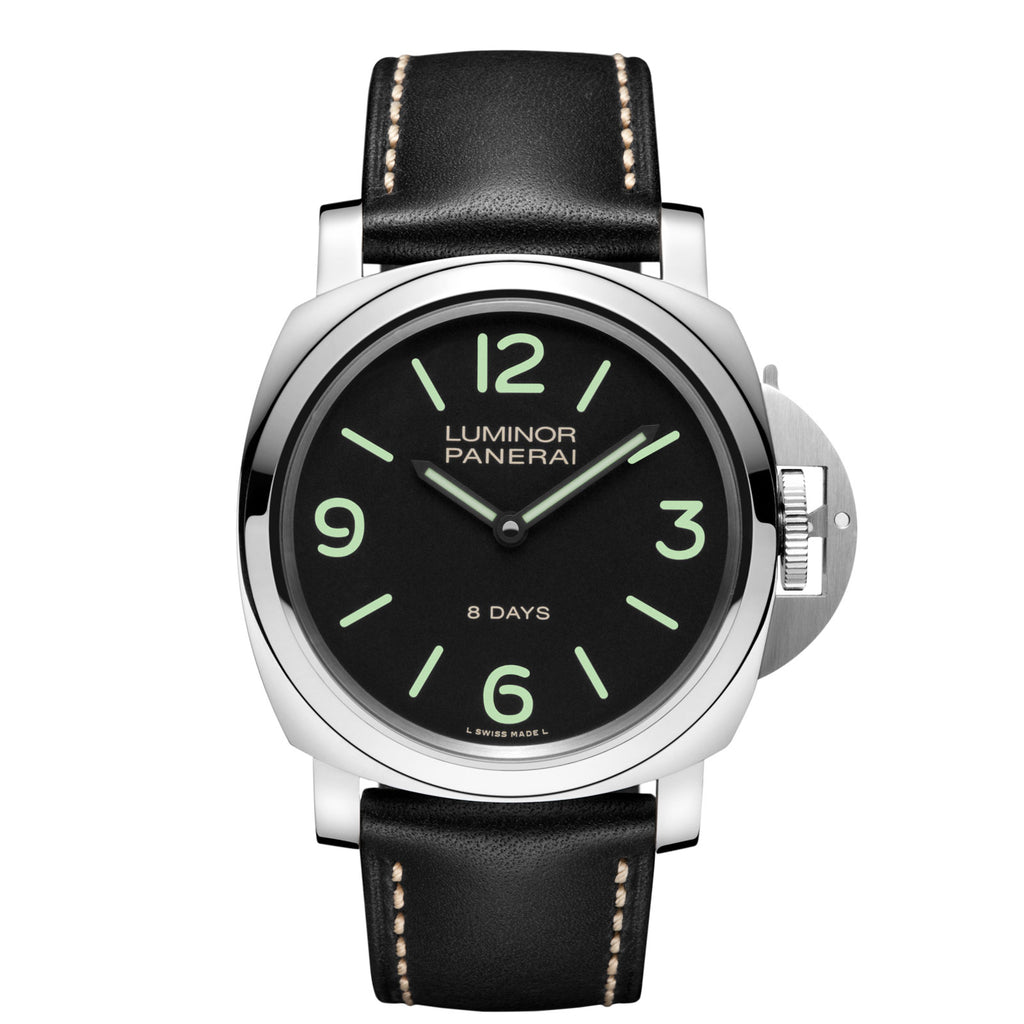 Panerai Luminor Base 8 Days Acciao - 44mm