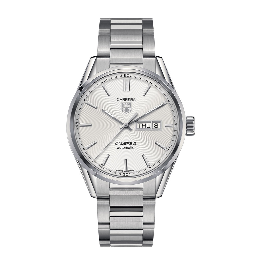 Tag Heuer Carrera Calibre 5 Day-Date - 41mm