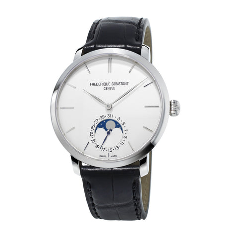 Frederique Constant Manufacture Slimline Moonphase - FC-705S4S6 - CH Premier Jewelers