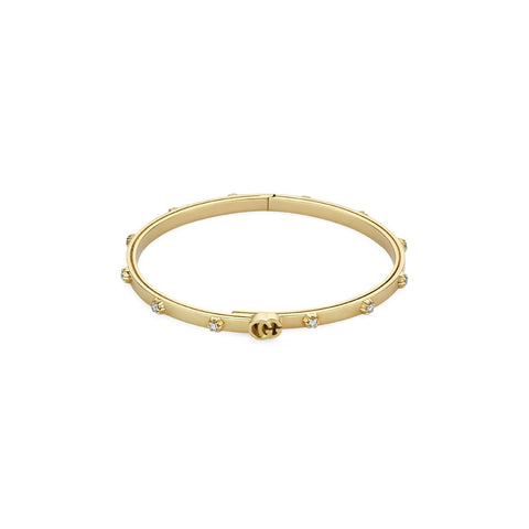 Gucci GG Running Bracelet in Yellow Gold - YBA554561001016 - CH Premier Jewelers