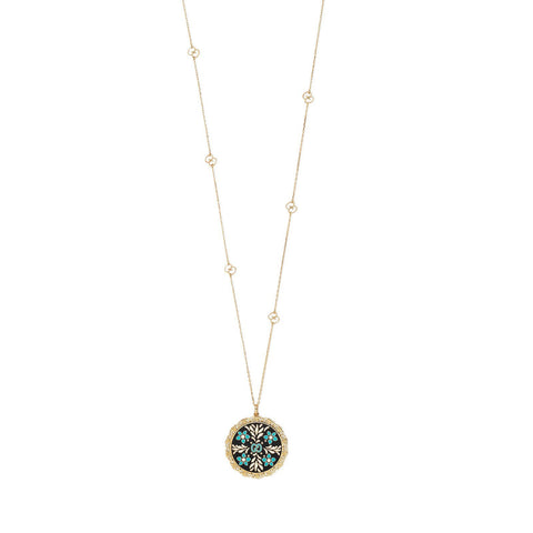 Gucci Icon Blooms Necklace - YBB47935900100U - CH Premier Jewelers