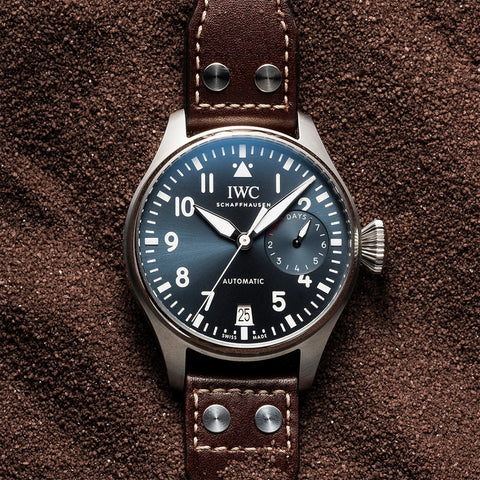 "IWC Schaffhausen Big Pilot's Watch Edition ""Le Petit Prince"" - IW501002 - CH Premier Jewelers"