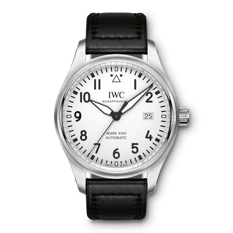 IWC Schaffhausen Pilot's Watch Mark XVIII - IW327012 - CH Premier Jewelers