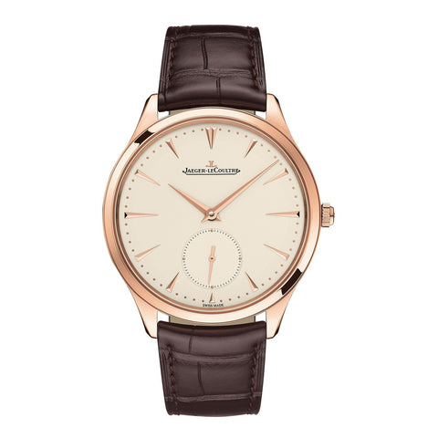 Jaeger LeCoultre Master Ultra Thin Small Seconds - Q1212510 - CH Premier Jewelers
