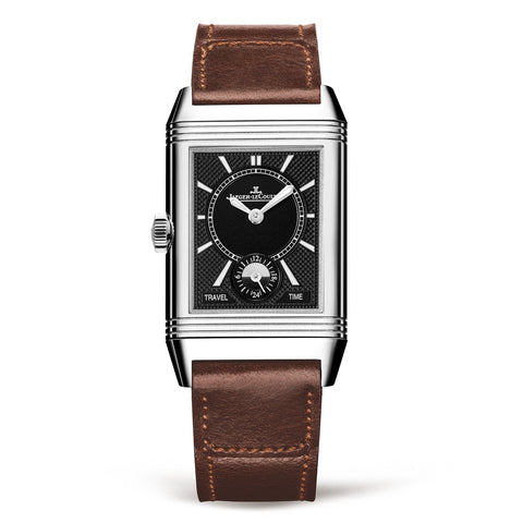 Jaeger LeCoultre Reverso Classic Medium Duoface Small Seconds - Q2458422 - CH Premier Jewelers
