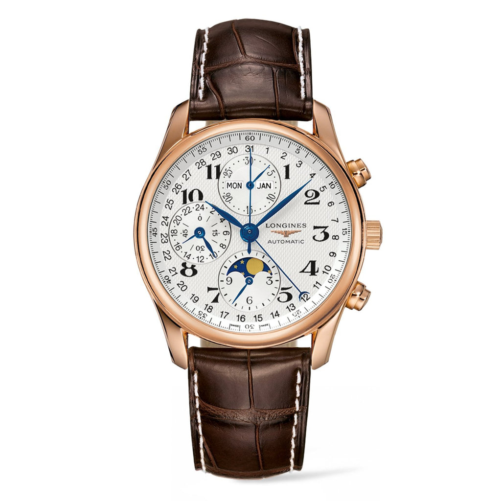 Longines The Master Collection - L2.673.878.3 - CH Premier Jewelers
