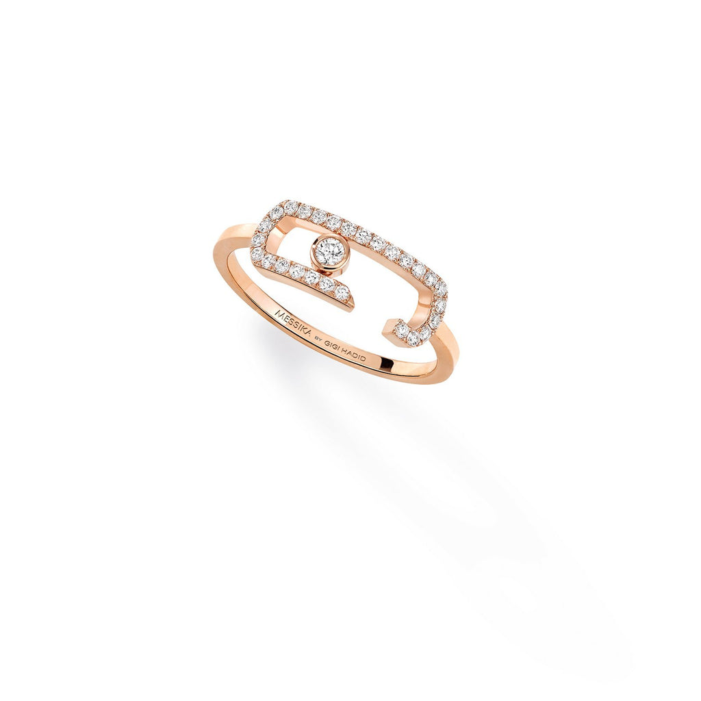 Messika Move Addiction Pavé Ring -