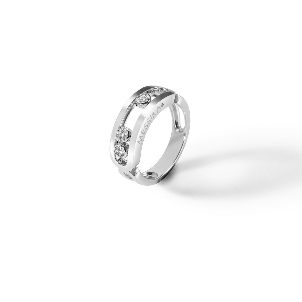 Messika Move Classic Ring - 3998W - CH Premier Jewelers