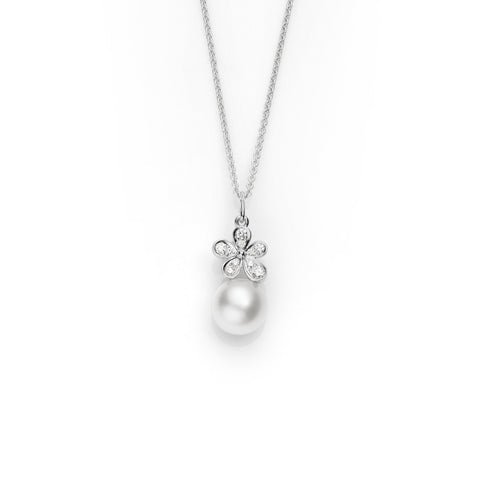 Mikimoto White South Sea Cultured Pearl Necklace - MPE10003NDXW - CH Premier Jewelers