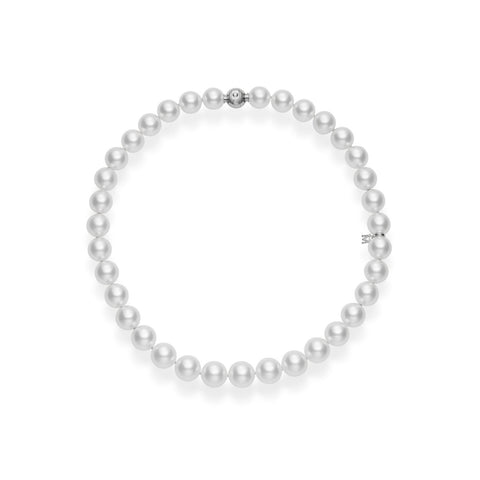 Mikimoto White South Sea Cultured Pearl Strand - MNS13617NBX04361 - CH Premier Jewelers