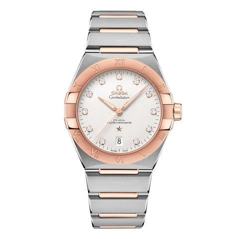 Omega Constellation Co‑Axial Master Chronometer 39mm - 131.20.39.20.52.001 - CH Premier Jewelers