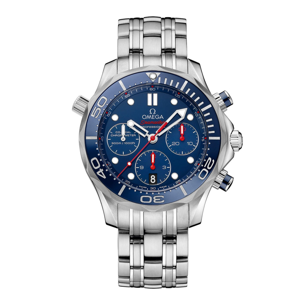 Omega Seamaster Diver 300M Co-Axial Chronograph 44mm -