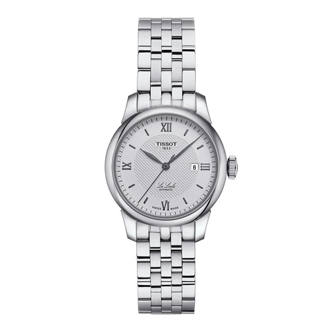 Tissot Le Locle Automatic Lady - T0062071103800 - CH Premier Jewelers