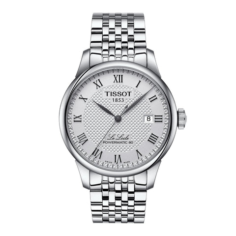 Tissot Le Locle Powermatic 80 - T0064071103300 - CH Premier Jewelers