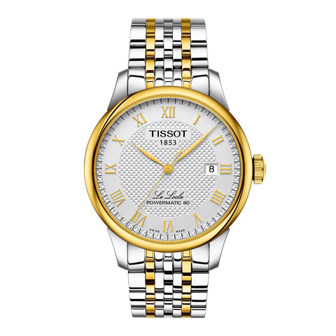Tissot Le Locle Powermatic 80 - T0064072203301 - CH Premier Jewelers