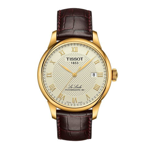 Tissot Le Locle Powermatic 80 - T0064073626300 - CH Premier Jewelers