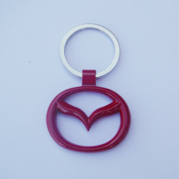 Mazda Red Keyring