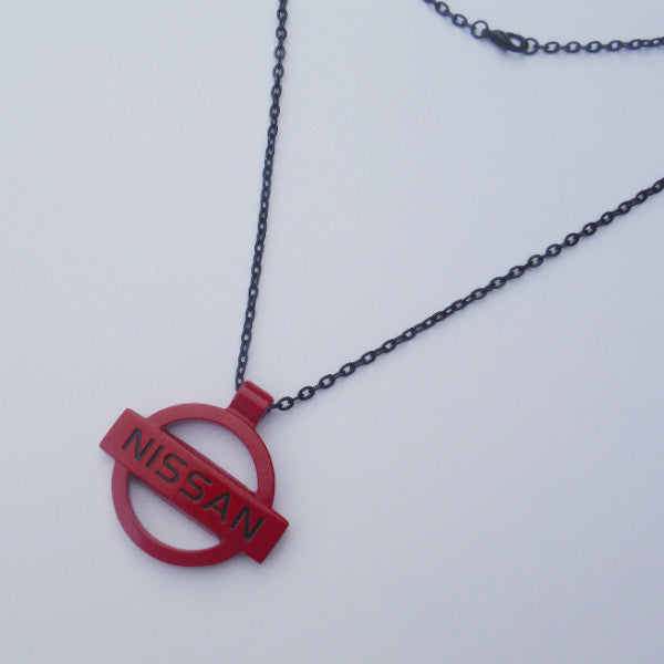 Nissan Red Necklace