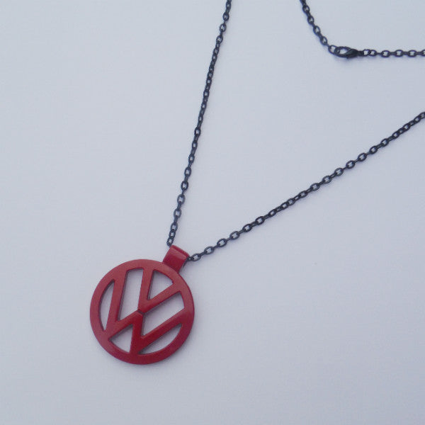 VW Red Necklace