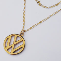VW Volkswagen Beastie Boys Bling Necklace Pendant