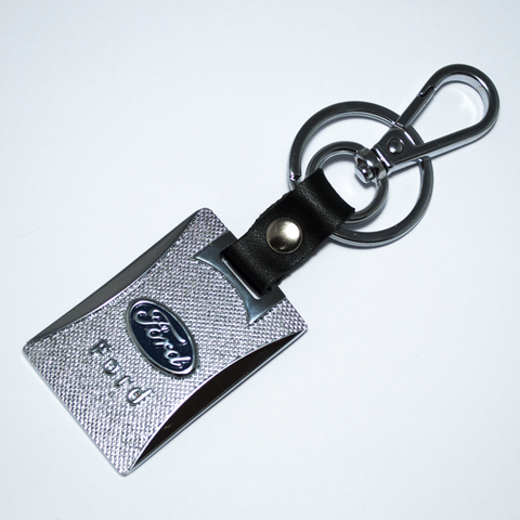 Ford Keyring Chrome