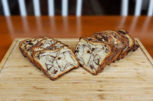 Raisin Chunky Bread
