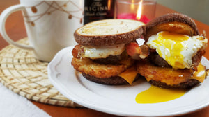 Ultimate Breakfast Sandwich