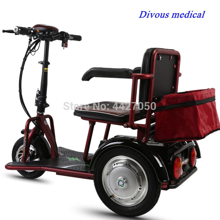 high-power electric scooter for the elderly& disabled