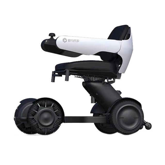 Elderly Disabled Intelligent Automatic Portable Scooter