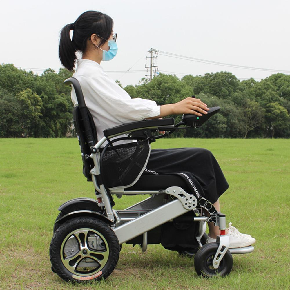 elderly disabled people Portable power wheelchair