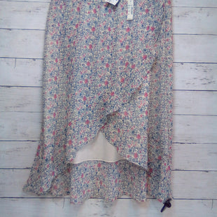 Primary Photo - BRAND: MADEWELL STYLE: SKIRT COLOR: FLORAL SIZE: 6 OTHER INFO: NEW!  BEIGE/PINK/BLUE SKU: 216-21612-87021