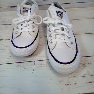 Primary Photo - BRAND: CONVERSE STYLE: SHOES FLATS COLOR: WHITE SIZE: 7 SKU: 216-21638-64982