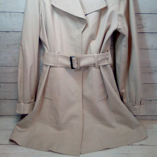 Primary Photo - BRAND: INC STYLE: COAT SHORT COLOR: BEIGE SIZE: L SKU: 216-21638-66765