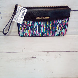 Primary Photo - BRAND: VERA BRADLEY CLASSIC STYLE: WALLET COLOR: MULTI SIZE: MEDIUM OTHER INFO: WRISTLET BLACK TRIM SKU: 216-21638-59925