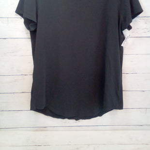 Primary Photo - BRAND: LULULEMON STYLE: ATHLETIC TOP SHORT SLEEVE COLOR: CHARCOAL SIZE: S SKU: 216-21638-66762
