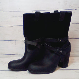 Primary Photo - BRAND: DENIM & SUPPLY BY RALPH LAUREN STYLE: BOOTS ANKLE COLOR: BLACK SIZE: 5.5 SKU: 216-21612-84932