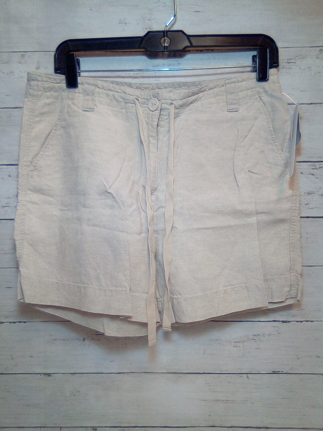 Primary Photo - BRAND: TALBOTS <BR>STYLE: SHORTS <BR>COLOR: CREAM <BR>SIZE: 6PETITE <BR>SKU: 216-21671-376