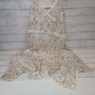 Primary Photo - BRAND:   EMMER & OAT STYLE: DRESS LONG SLEEVELESS COLOR: FLOWERED SIZE: S OTHER INFO: EMMER & OAT - SKU: 216-21671-332