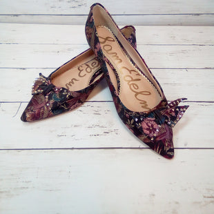 Primary Photo - BRAND: SAM EDELMAN STYLE: SHOES FLATS COLOR: FLORAL SIZE: 7.5 SKU: 216-21612-84451