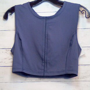 Primary Photo - BRAND: LULULEMON STYLE: ATHLETIC TANK TOP COLOR: BLUE SIZE: S OTHER INFO: BLUEGREY CROP SKU: 216-21638-66818