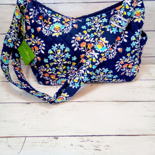 Primary Photo - BRAND: VERA BRADLEY STYLE: HANDBAG COLOR: FLORAL SIZE: MEDIUM OTHER INFO: NEW!   BLUE SKU: 216-21612-84354