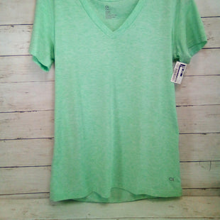 Primary Photo - BRAND: GAPFIT STYLE: ATHLETIC TOP SHORT SLEEVE COLOR: MINT SIZE: M SKU: 216-21612-80904