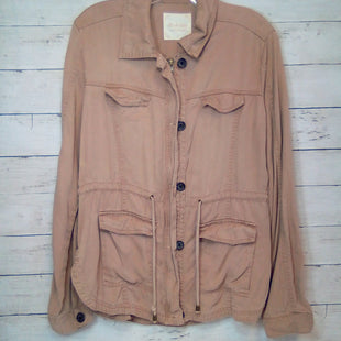 Primary Photo - BRAND: ALTARD STATE STYLE: BLAZER JACKET COLOR: TAN SIZE: S SKU: 216-21612-83261
