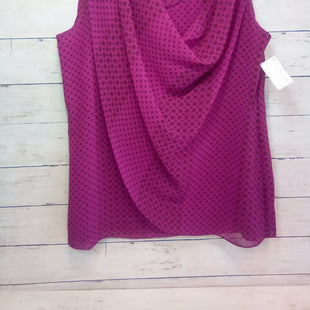 Primary Photo - BRAND: CABI STYLE: TOP SLEEVELESS COLOR: FLORAL SIZE: S OTHER INFO: MAGENTA SKU: 216-21612-87355